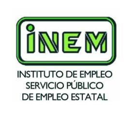 logotipo de Inem expedientes regulación de emleo