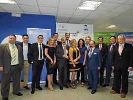 Premio Bizkaired 2016 - Universidad Deusto