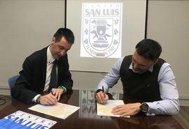 Acuerdo Bizkaired - Centro San Luis