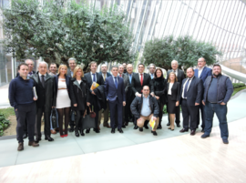Jurado Premio Bizkaired 2017 - Torre Iberdrola